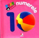 Bebe învaţă: Numerele