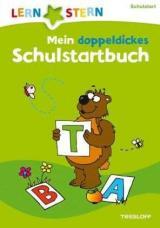Lernstern: Mein doppeldickes Schulstartbuch