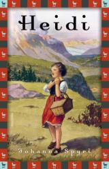 Heidi - Vollständige Ausgabe. Erster und zweiter Teil