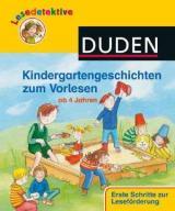 Duden Lesedetektive - Kindergartengeschichten zum Vorlesen