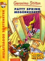 Patty Spring megérkezett